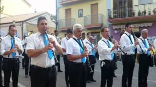Festa Palermiti San Giusto 2015-Banda di Tiriolo