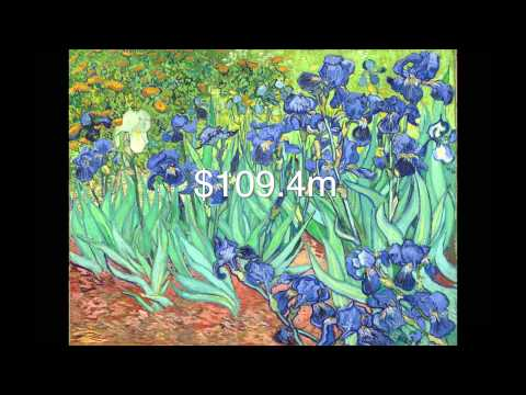Van Gogh Paintings Auction Sales: How much does art cost? (Essential Van Gogh book trailer US)