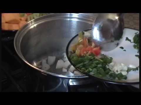 A Delectable Trini Corn Soup Recipe.