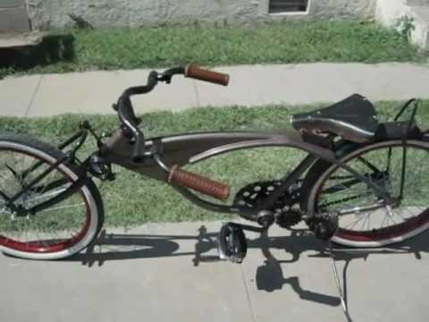 Rat Rod Bike-Touch Of Trash