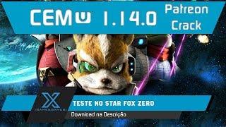 cemu star fox zero fox