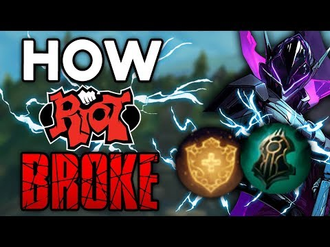 HOW RIOT BROKE the new S8 ADC META | Overheal+Targons in under 5 minutes (League of Legends)