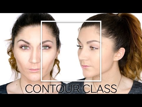 Contour Class: Square Shaped Face
