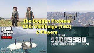 Act 2 - The Bogdan Problem Elite Challenge (2P) - 8:10 - GTA
