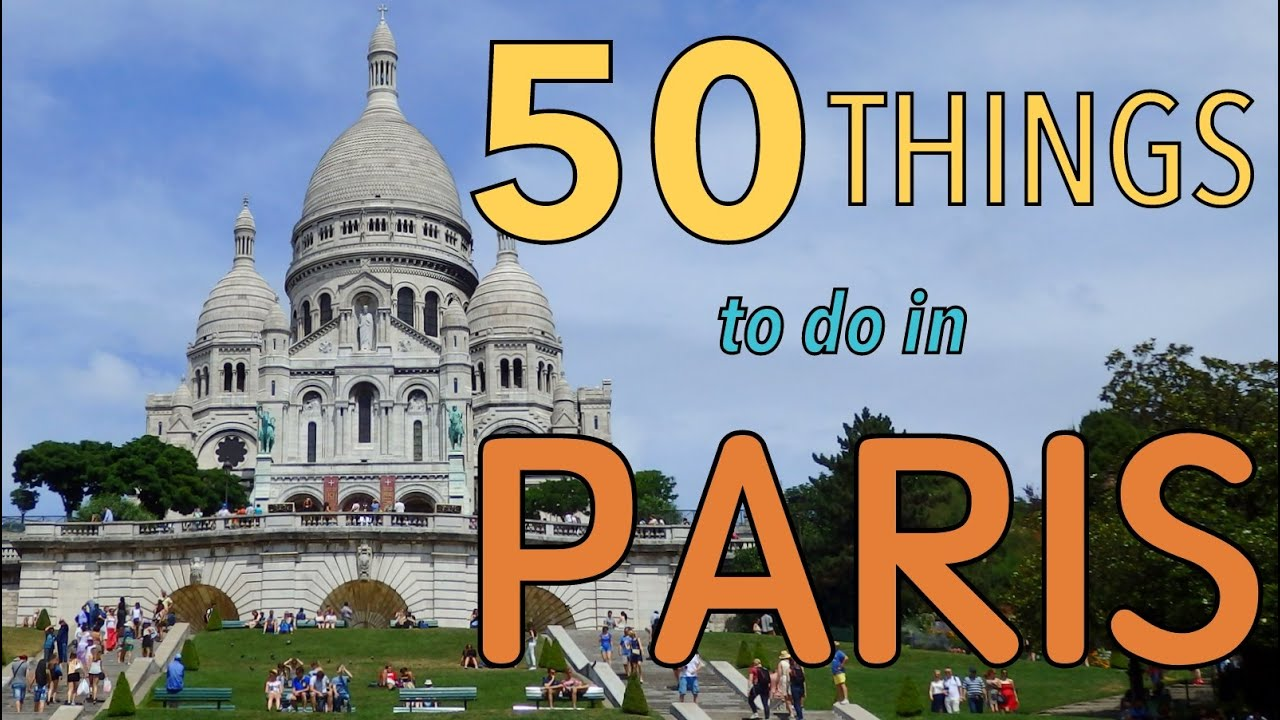 Download 50 Things to do in Paris, France | Top Attractions Travel Guide MP3 Gratis