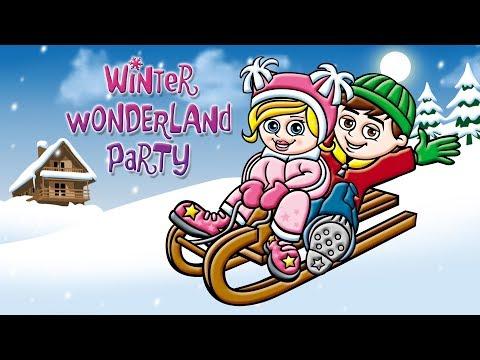 Winter Wonderland Party Video