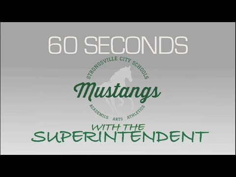 60 Seconds with the Superintendent, vol.  #75