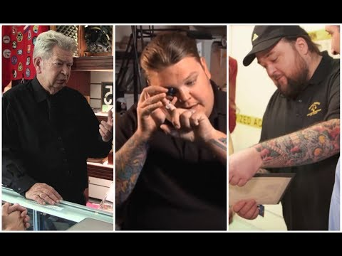 10 RAREST EXPENSIVE THINGS ON PAWN STARS (Expensive)