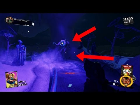 COD Infinite warfare Zombies - How To Walk Around The Rollercoaster (WORKING) (NEW)