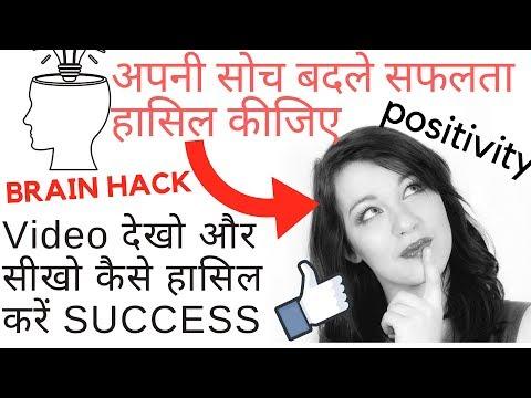 Mindset for Success अपनी मानसिकता बदले और SUCCESS हासिल करें - Change Mindset