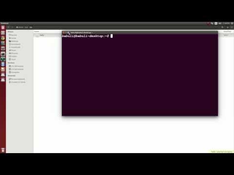 Different way to set PATH in ubuntu   (ORIYA)