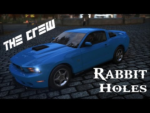 The Crew PS4 Tips Ep #1 - Rabbit Holes Race and Easy Money! (HD)
