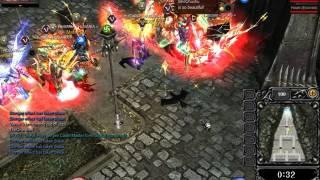 Mu Online Castle Siege - [Real Mu