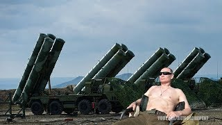 Russia Sends Message: More Russian S-400 Air Defense Systems Arrive in Syria