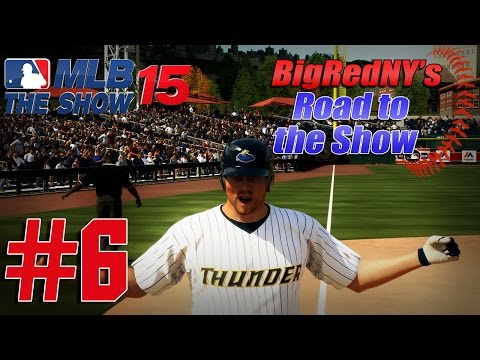 MLB 15 The Show PS4 Road To The Show - Ep. 6 -