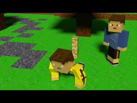 Don't Fall! - Blender Animation