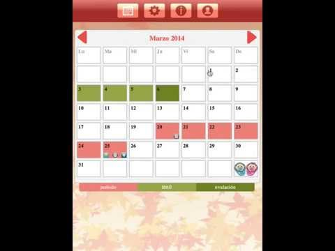 Cómo pronosticar su ciclo menstrual