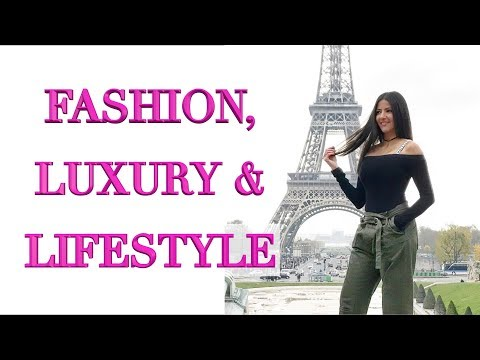 Channel Trailer - Shopping at Chanel, Travel to Paris, Cute Outfits!