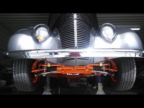 38 Ford Street Rod - 20 Year Project