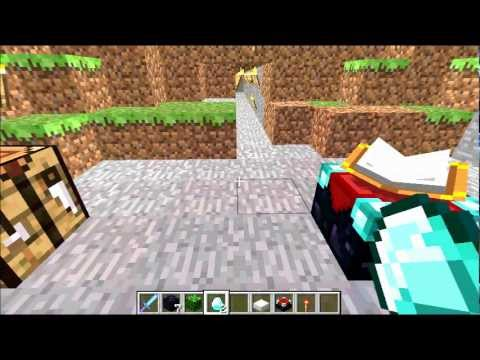 How to use a enchantment table in MineCraft - Tutorial