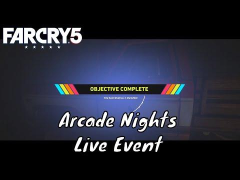 Far Cry 5 - Arcade Nights Live Event