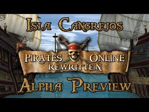 POR: Isla Cangrejos Alpha Preview