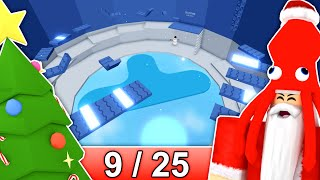 [9/25] CHRISTMAS STAGES in Tower of Hell... | Roblox