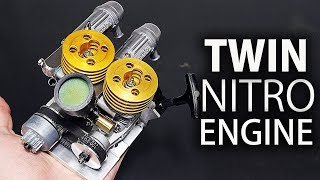 Making A Twin Nitro Engine