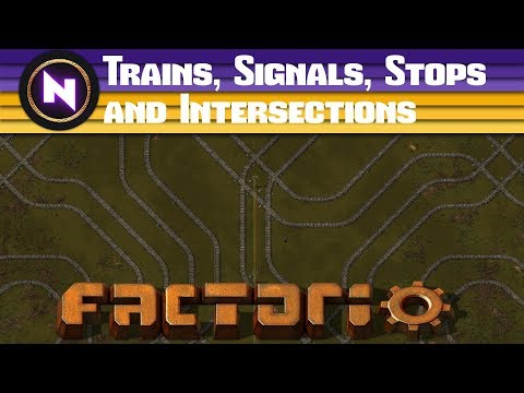 Download Factorio Engineering - Trains, Signals, Stops and