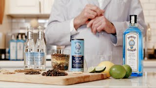 Bill Nye X BOMBAY SAPPHIRE Debut the Bombay \u0026 Tonic Canned Cocktail