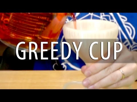 3D Printing the Pythagorean Cup (Greedy Cup) - Wine in your Lap!