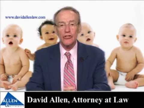 David Allen - Man Sues For Return of Child Support When He Discovers He Is Not Father