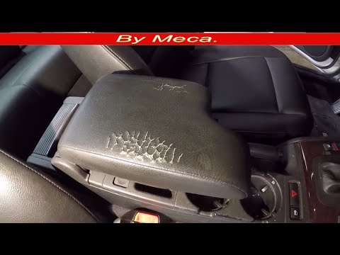 How to Repair  BMW Armrest Cover.| Make BMW Armrest cover.