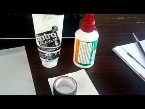 How to paint perfect lines- Gibbly DIY