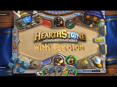 Hearthstone With Broloth E26: HEARTHSTONE BETA KEY GIVEAWAY!