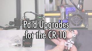 CR-10 E3-V6 Upgrade