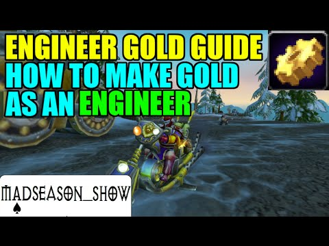 WoW Engineer Gold Guide - How To Make Gold As An Engineer