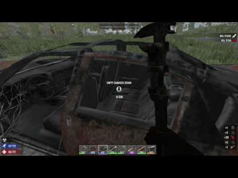 How to get Mechanical Parts easy - 7 Days to Die