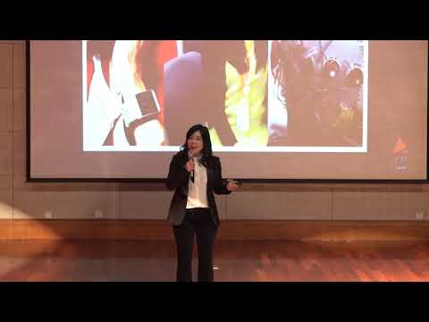 All in 未来, All in 不变 | 诗 徐 | TEDxYouth@WuqueqiaoRoad