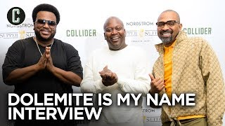 Dolemite Is My Name: Craig Robinson, Mike Epps and Tituss Burgess Interview