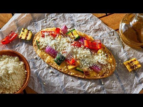 Vegetable Huaraches