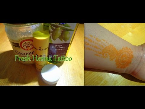 How to remove dry henna paste from skin | freehandmehndi.net