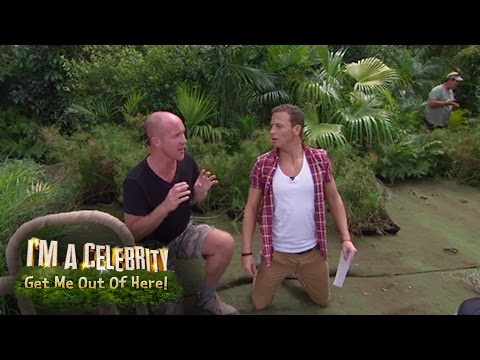 Jimmy Bullard's Tunnel Of Terror Bushtucker Trial Preview | I'm A Celebrity...Get Me Out Of Here!