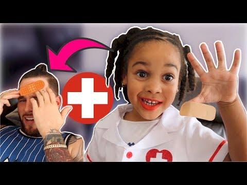Xxx Mp4 Doctor Girl Saves Daddy Kids Pretend Play 3gp Sex