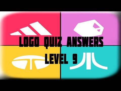 Logo Quiz Answers - Level 9