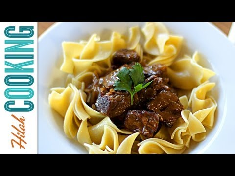 How to Make Beer Beef Stew | Hilah Cooking