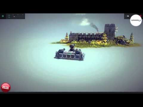 Besiege -  Slow Down Time To Deal With Enemies