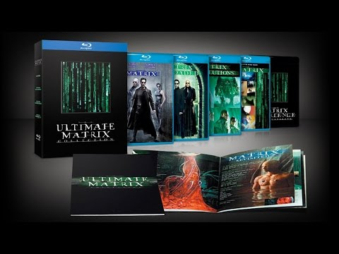 Unboxing: Ultimate Matrix Collection (En español)