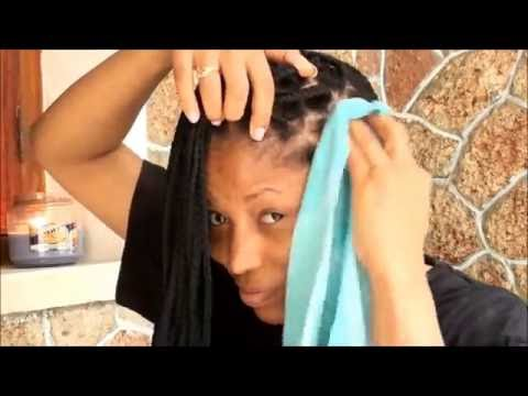 P R O T E C T I V E   S T Y L E  |  How I Maintain My Braids {ENGLISH}
