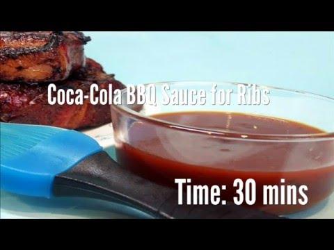 Coca-Cola BBQ Sauce for Ribs Recipe